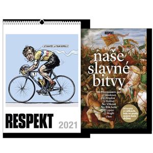Speciál Bitvy a kalendář Respekt 2021