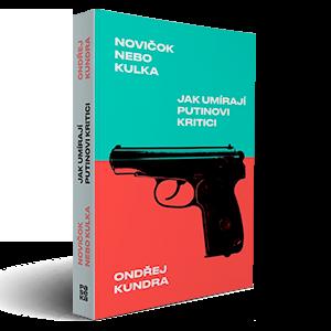 Kniha Novičok
