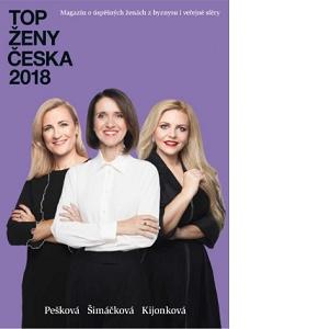 TOP ženy Česka 2018