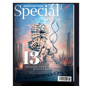 HN Speciál tištěný - 13 důvodů, proč se nebát budoucnosti