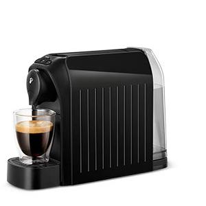 Respekt Premium + kávovar Tchibo Cafissimo Easy Black