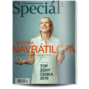 HN Speciál tištěný - TOP ženy Česka 2019
